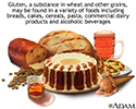 Celiac sprue - foods to avoid